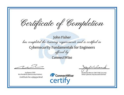Enhancing Our Cyber Security Knowledge Headline Image
